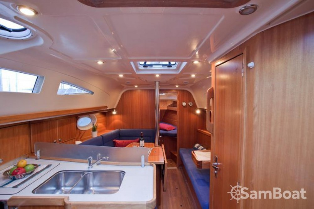 Location bateau Marina - Mali Lošinj pas cher Elan 34
