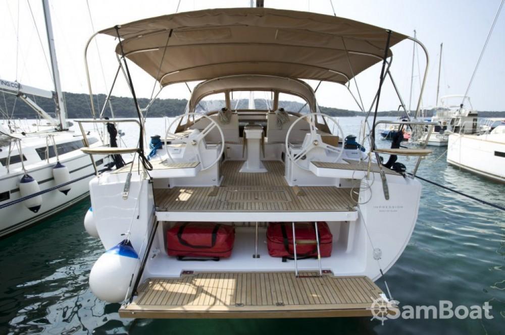 Location bateau Seget Donji pas cher Impression 50