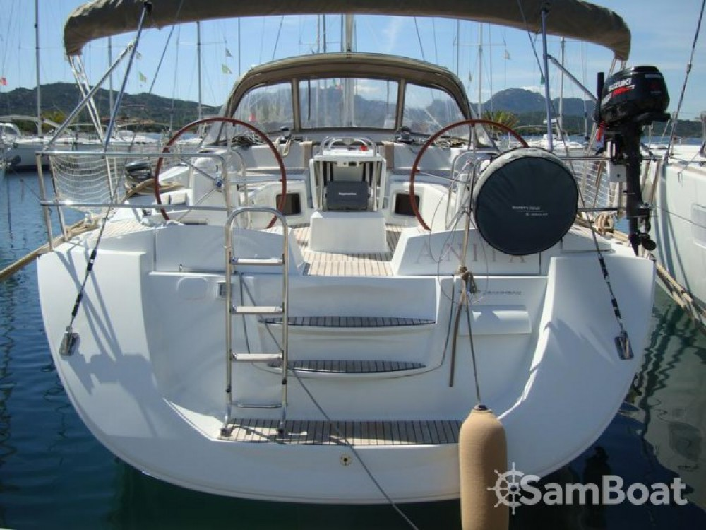 Jeanneau Jeanneau 53 between personal and professional Terranoa/Olbia