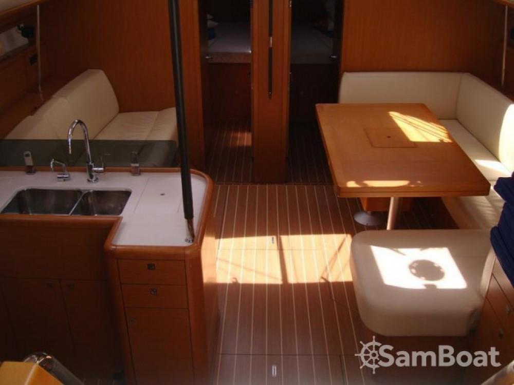 Boat rental Terranoa/Olbia cheap Jeanneau 53