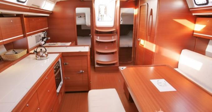 Rental Sailboat in Göcek - Dufour Dufour 445 Grand Large