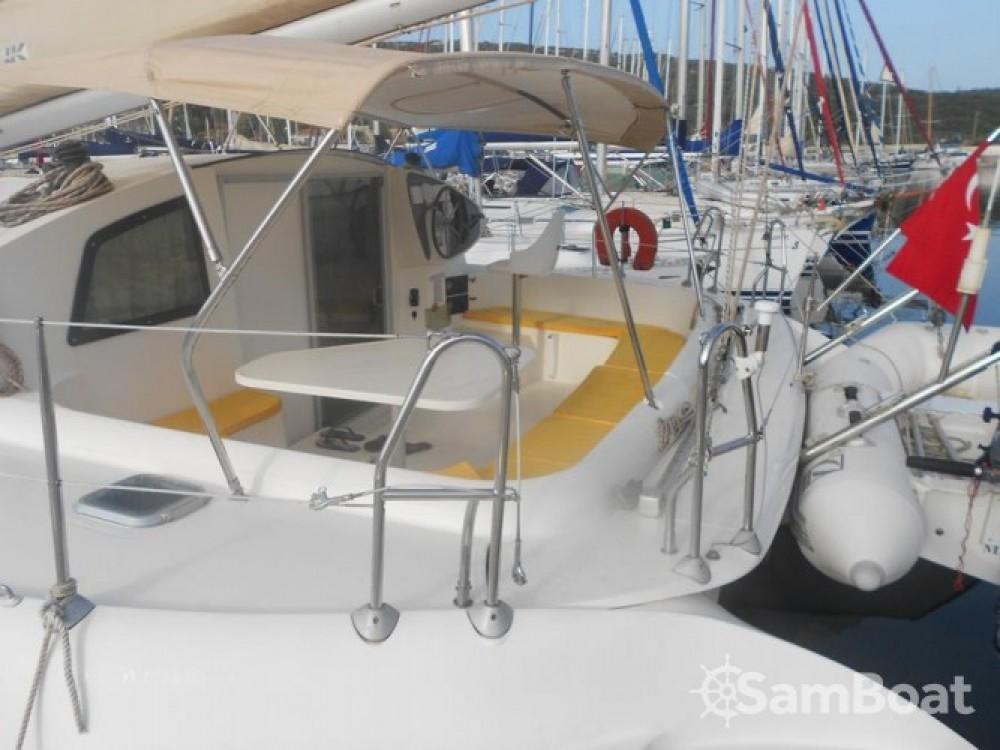 Location bateau Fethiye pas cher Athena 38
