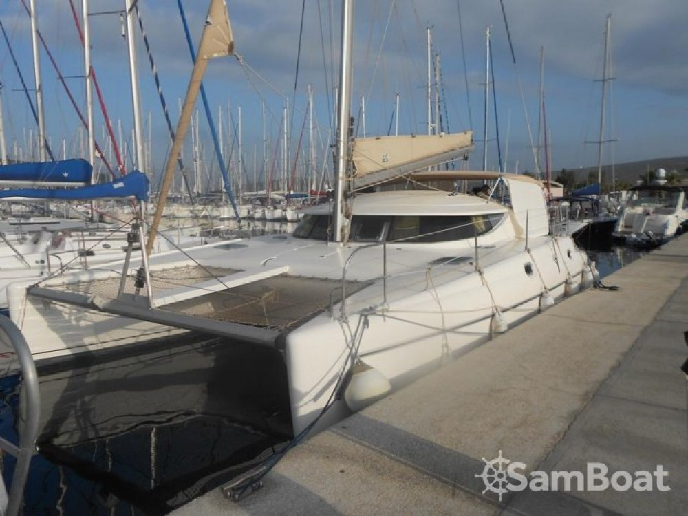 Location Catamaran à Fethiye - Fountaine Pajot Athena 38
