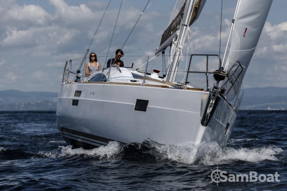 Noleggio Barca a vela con o senza skipper Elan Fethiye