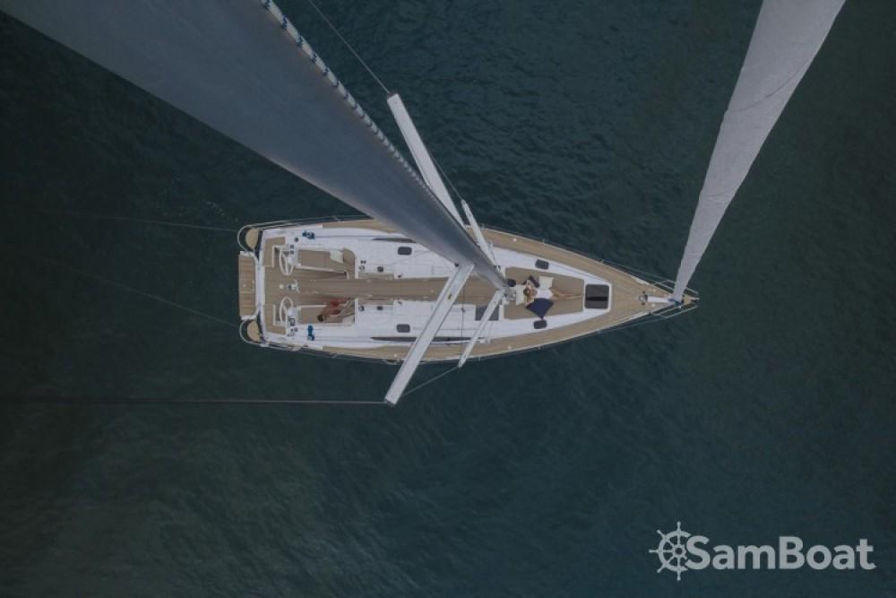 Noleggio barche Fethiye economico Elan Impression 45