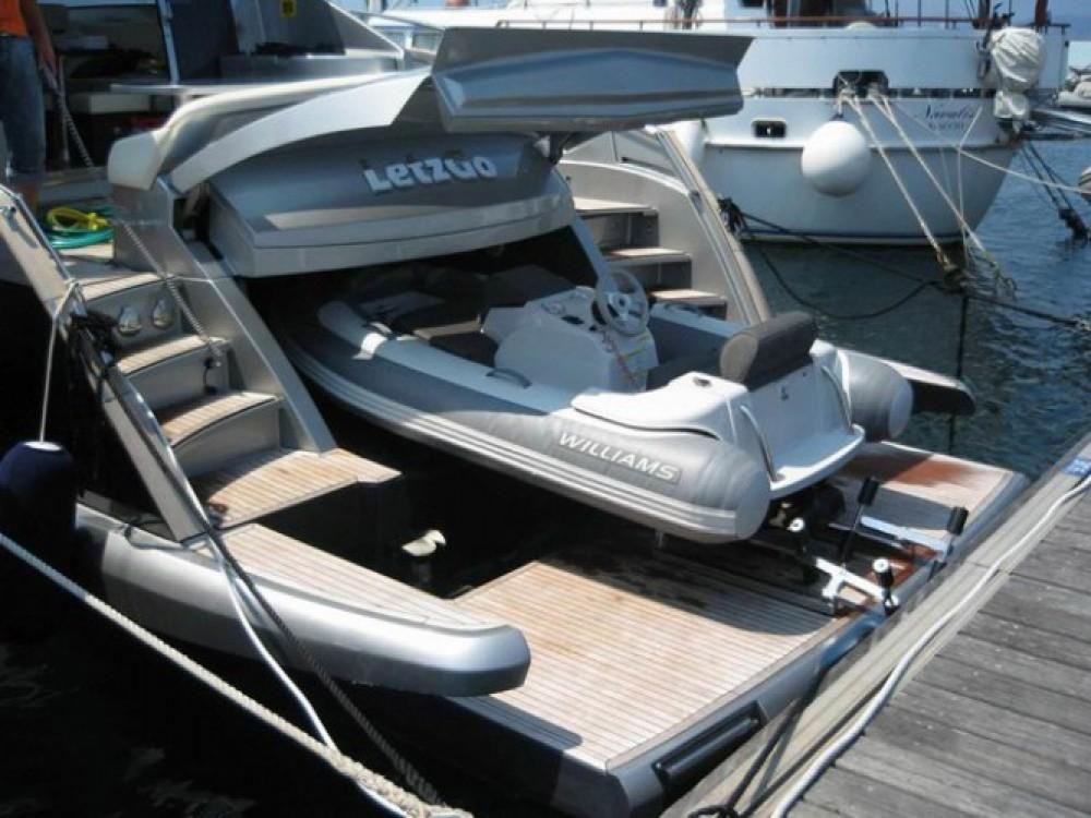 Location bateau Baška Voda pas cher Pearlsea 56 Coupe