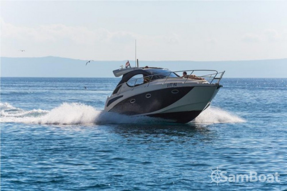 Location bateau Pearl-Sea-Yachts-Doo Pearlsea 31 Hard Top à Baška Voda sur Samboat