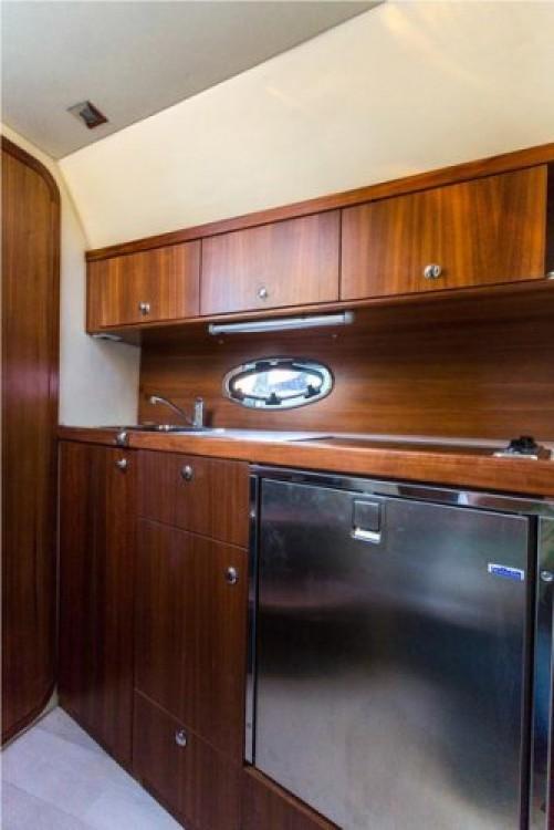 Louez un Pearl-Sea-Yachts-Doo Pearlsea 31 Hard Top à Baška Voda