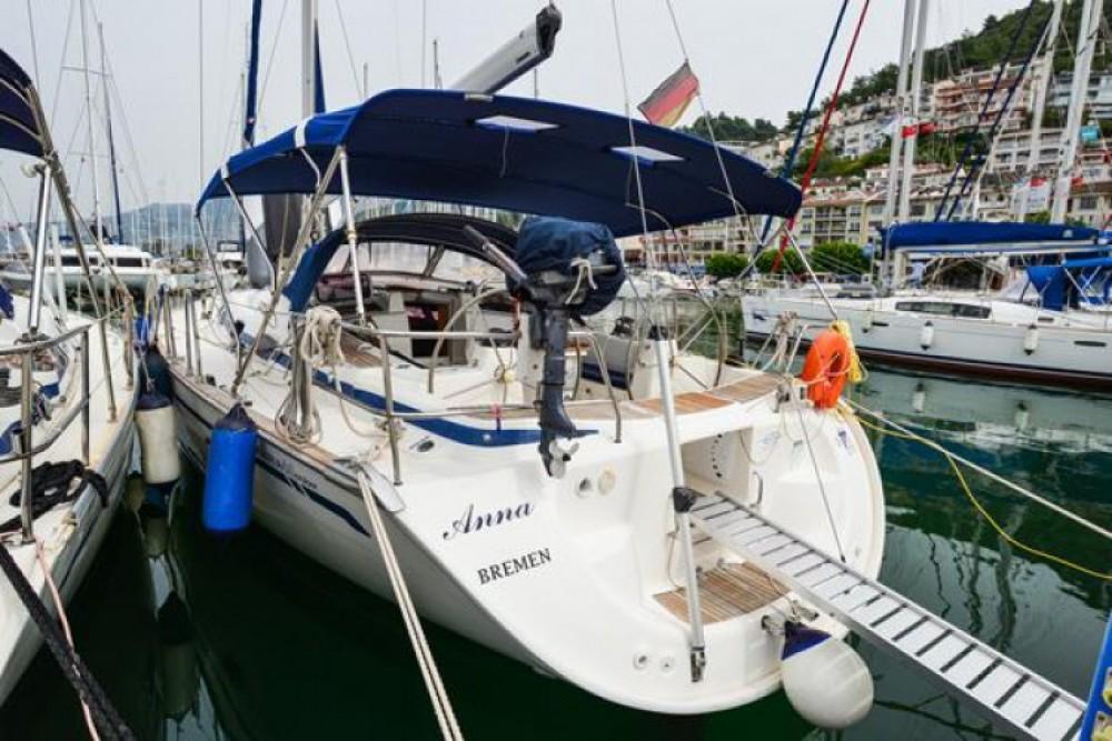 Bavaria Cruiser 46 entre particuliers et professionnel à Fethiye