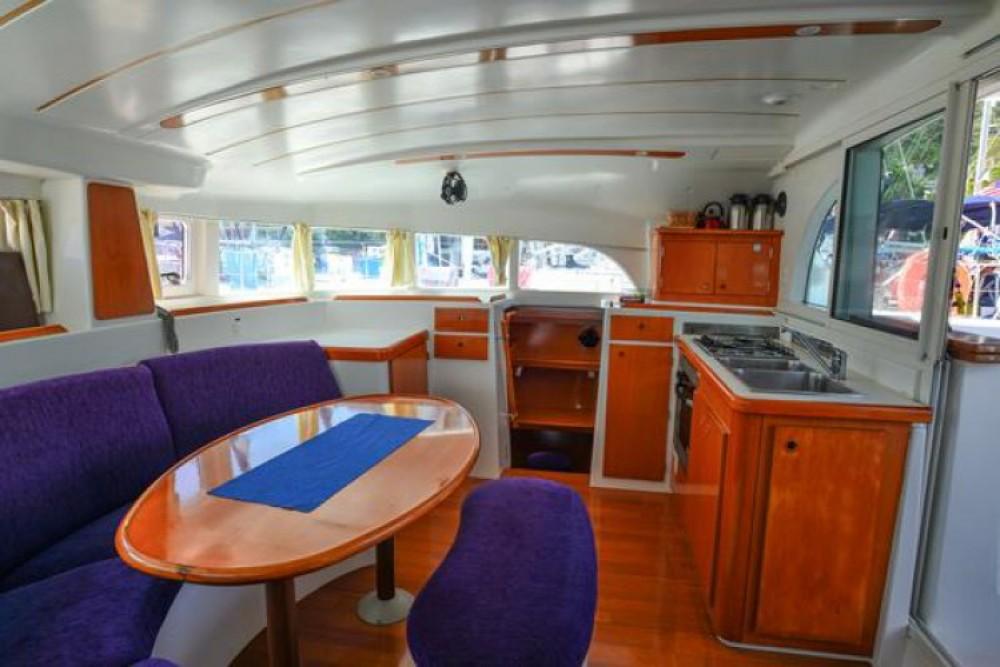 Location yacht à Fethiye - Lagoon Lagoon 380 sur SamBoat
