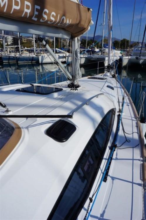Alquiler de barcos Central Greece barato de Elan Impression 45