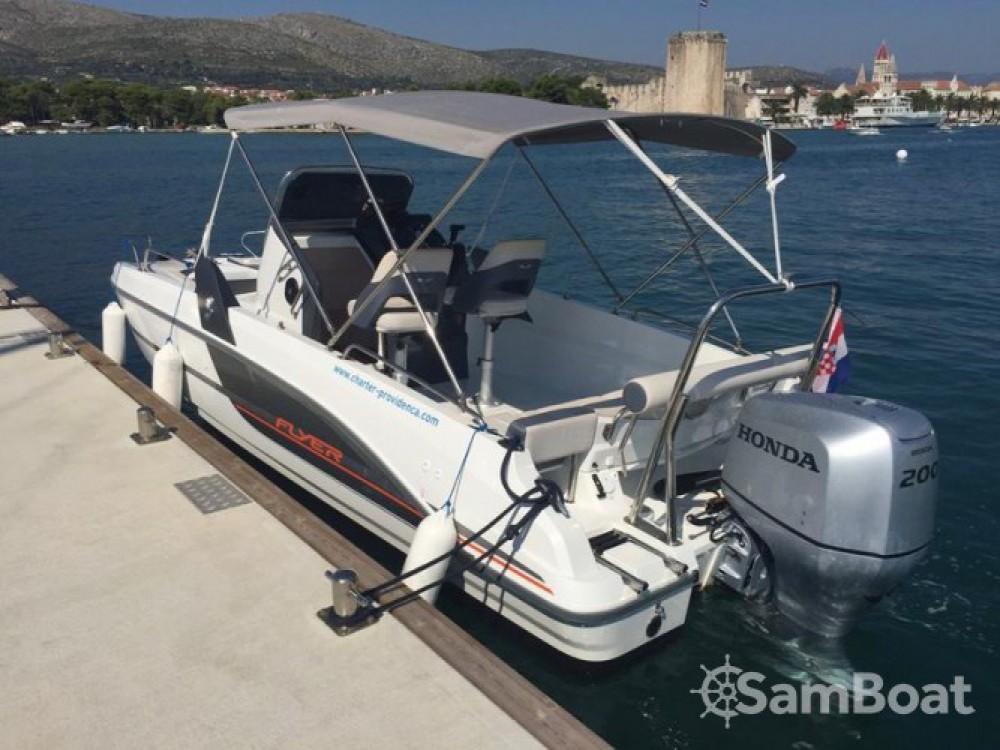 Boat rental Trogir cheap Flyer 6.6 SPACEdeck
