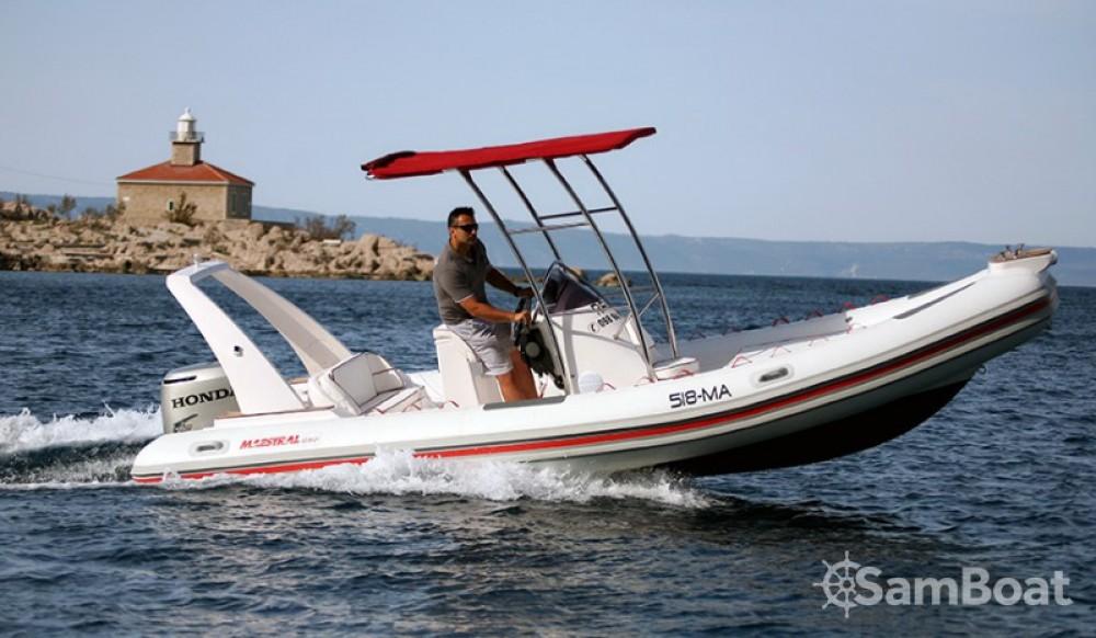 Location yacht à Makarska - Salona Maestral 650 sur SamBoat