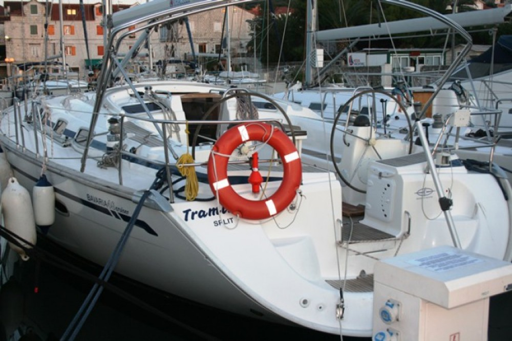 Rent a Bavaria Cruiser 46 Seget Donji