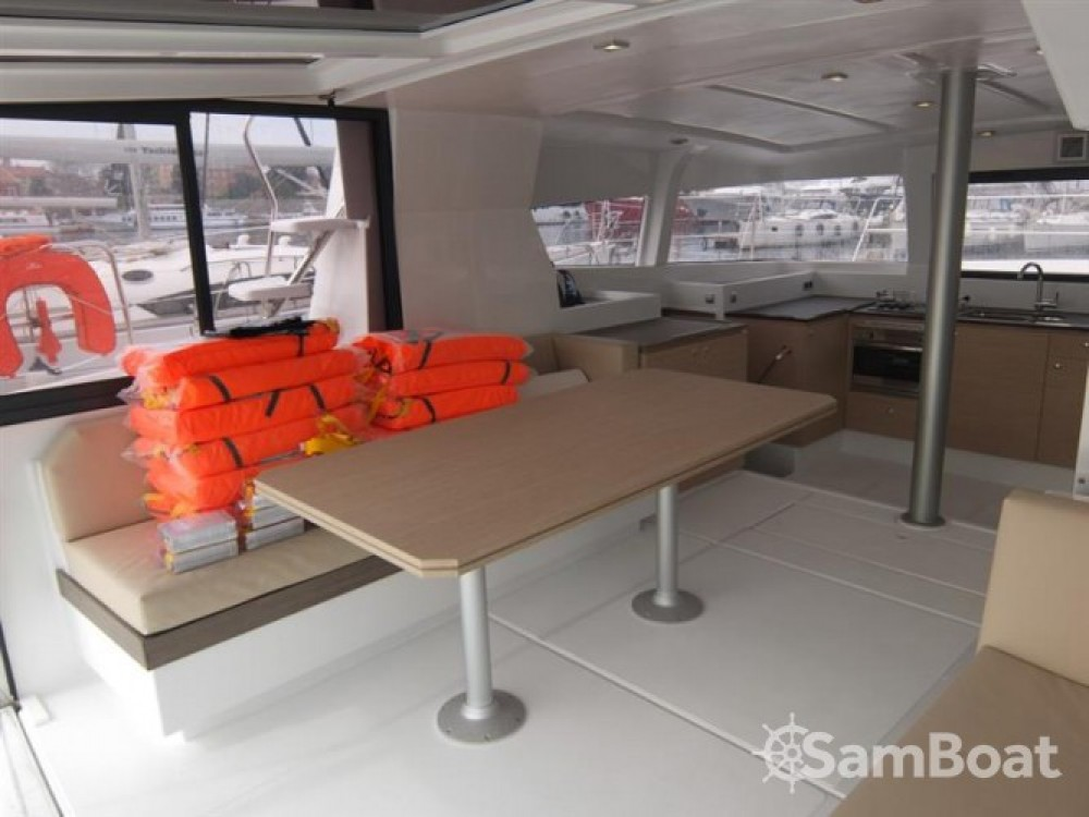 Hire Catamaran with or without skipper Catana Zadar