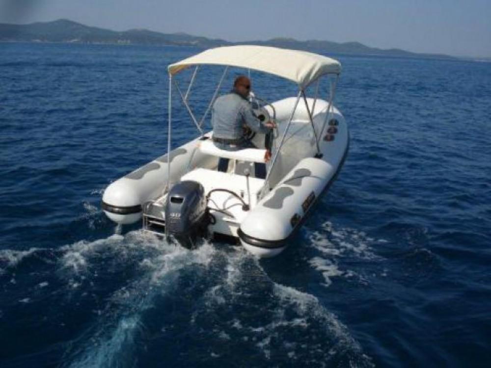 Location Semi-rigide à Croatie - Bura-Boats Bura 5.0