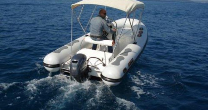Hire RIB with or without skipper Bura-Boats Zagreb