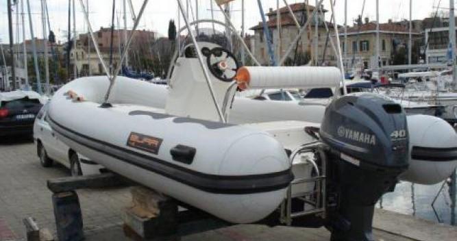 Boat rental Bura-Boats Bura 5.0 in Zagreb on Samboat