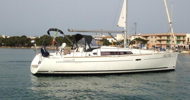 Location bateau Bénéteau Oceanis 37 à Portocolom sur Samboat