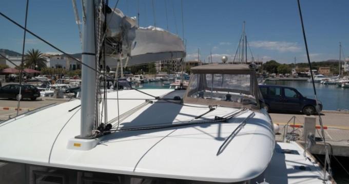Louer Catamaran avec ou sans skipper Lagoon à Portocolom