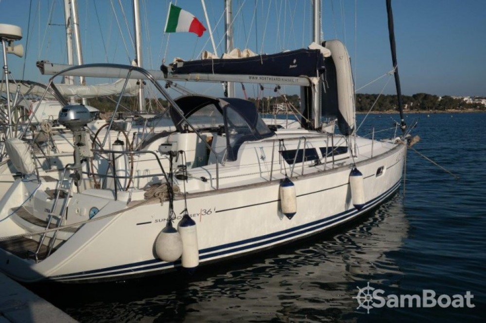 noleggio Barca a vela Portocolom - Jeanneau Sun Odyssey 36i