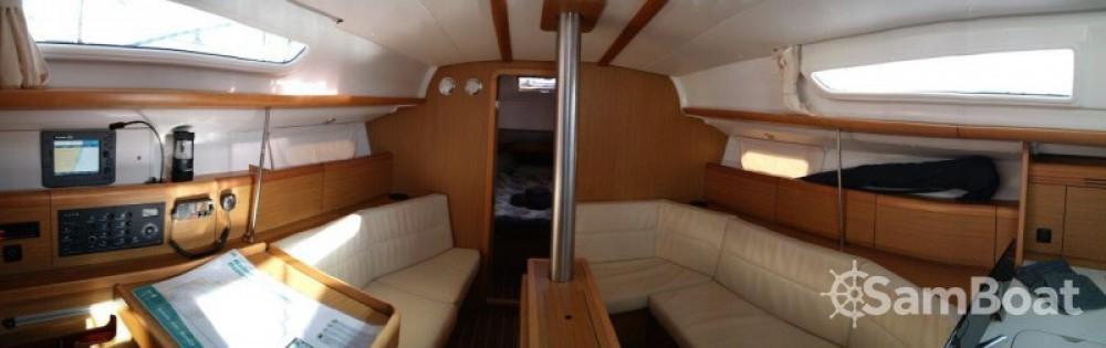 Noleggio barche Portocolom economico Sun Odyssey 36i