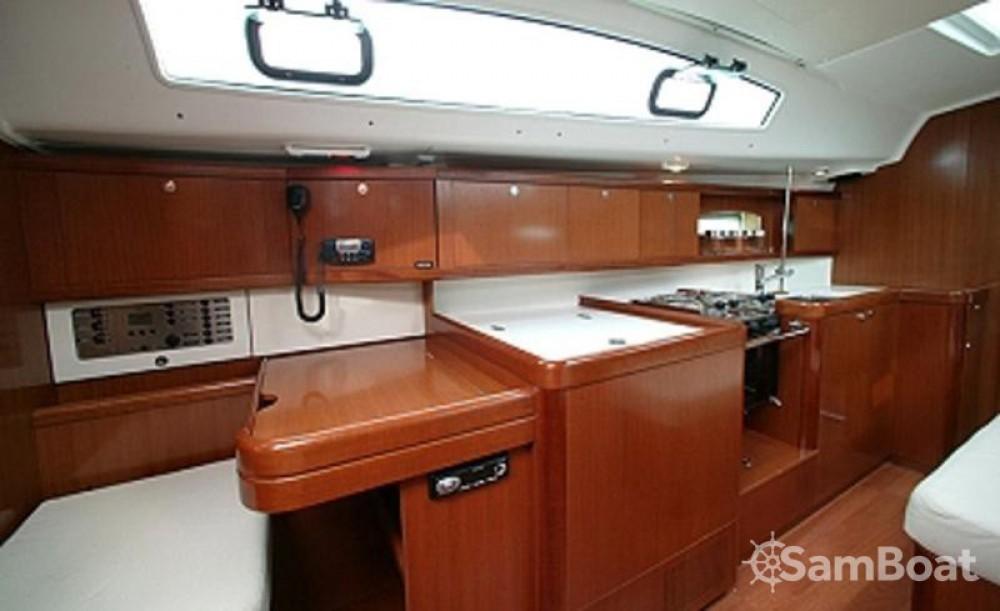 Location yacht à Laurion - Bénéteau Oceanis 40 sur SamBoat