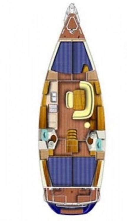 Jeanneau Sun Odyssey 45 entre particulares y profesional Laurión