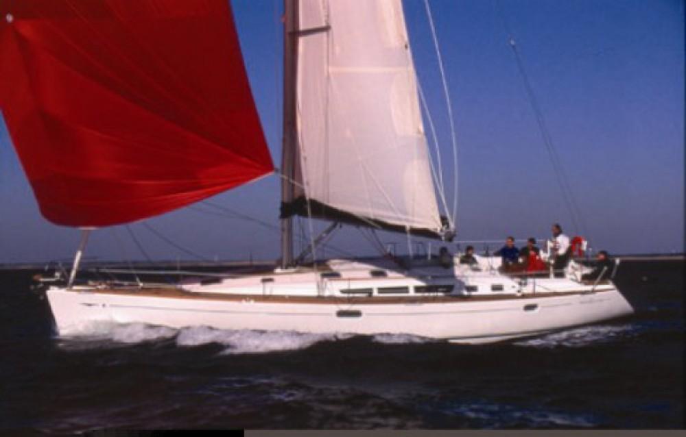 Location bateau Anzio pas cher Sun Odyssey 49
