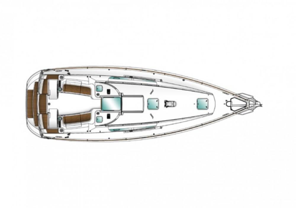 Location yacht à Anzio - Jeanneau Sun Odyssey 39i sur SamBoat