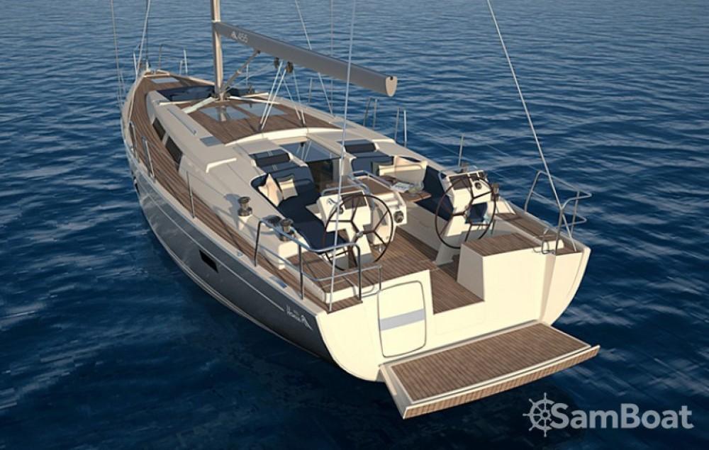 Boat rental Marina Punat cheap Hanse 455