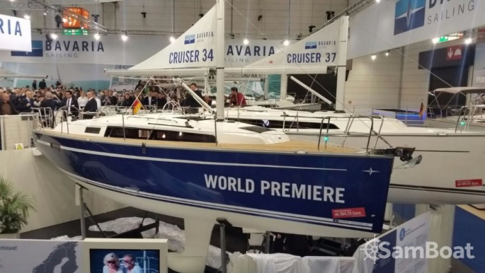 Location bateau Caorle pas cher Bavaria 34