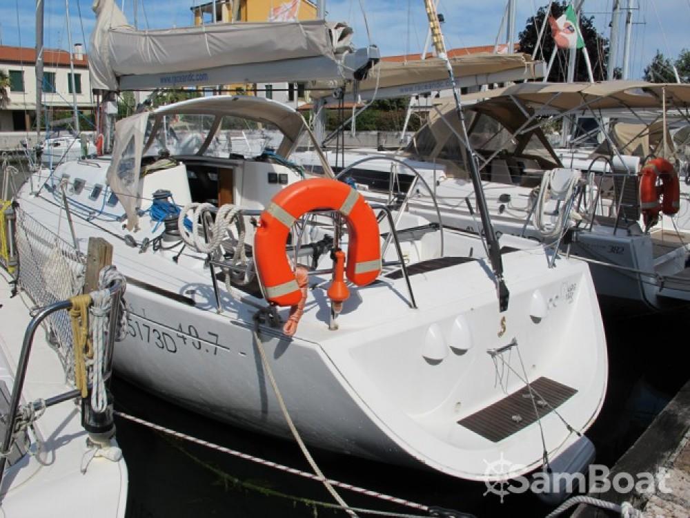 Noleggio barche Caorle economico First 40.7