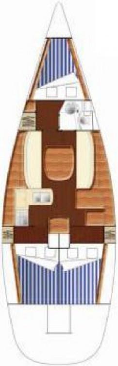 Noleggio Barca a vela con o senza skipper Bénéteau Caorle