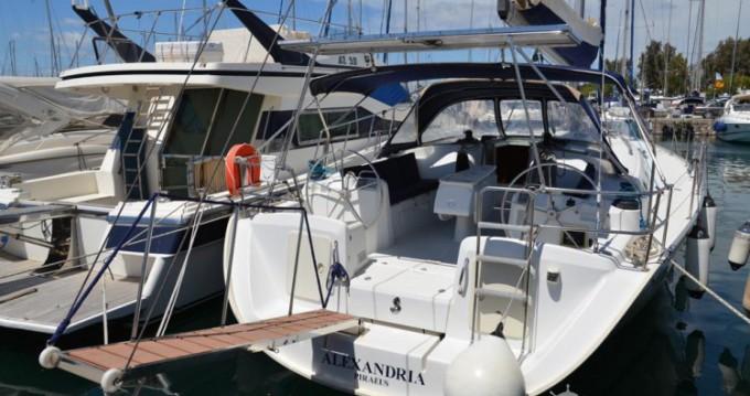 Noleggio barche Bénéteau Cyclades 50.5 Central Greece su Samboat