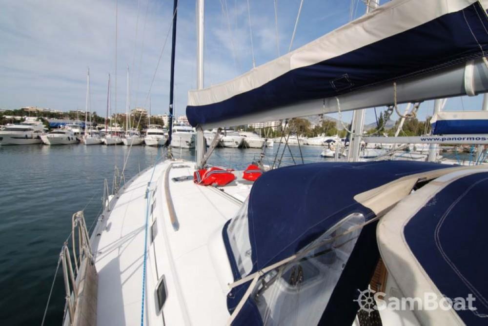 Noleggio Barca a vela con o senza skipper Bénéteau Central Greece