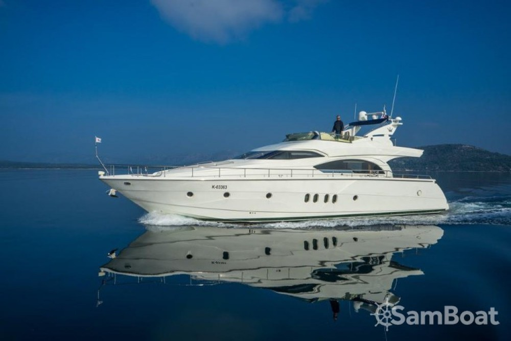Rental yacht Murter - Dominator-Shipyard Dominator 65 - 3 + 1 cab. on SamBoat