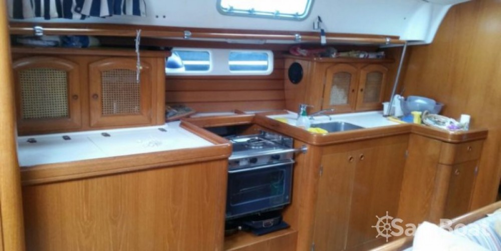 Location yacht à Lipari - Bénéteau Oceanis 461 sur SamBoat