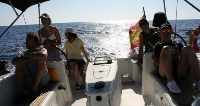 Alquiler de barcos Bénéteau Cyclades 50.5 enDenia en Samboat