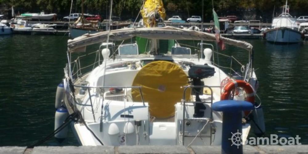 Louer Voilier avec ou sans skipper Bénéteau à Lipari