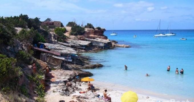 Alquiler de barcos Denia barato de Cyclades 50.5