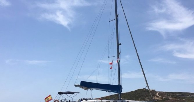 Alquiler de yate Denia - Bénéteau Cyclades 50.5 en SamBoat