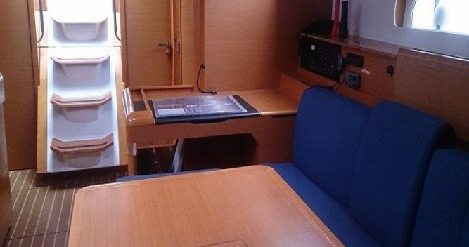 Location bateau Ellinikó pas cher Sun Odyssey 509