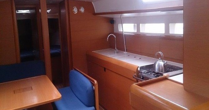 Jeanneau Sun Odyssey 509 entre particuliers et professionnel à Ellinikó