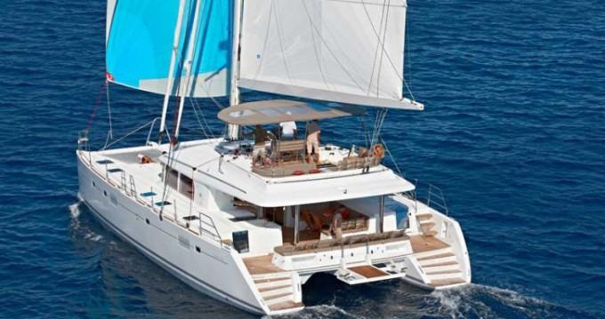Location yacht à Marina Cay - Lagoon Lagoon 560 S2 sur SamBoat