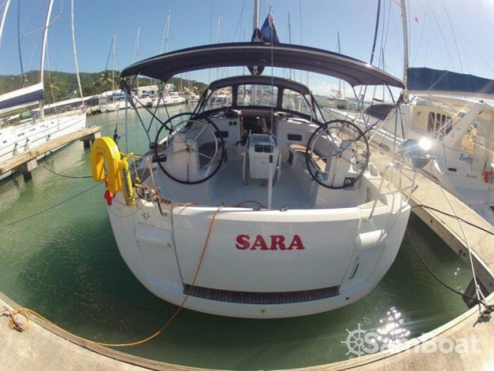 Sailboat for rent Tortola at the best price