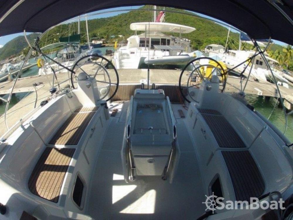 Boat rental Jeanneau Sun Odyssey 469 in Tortola on Samboat