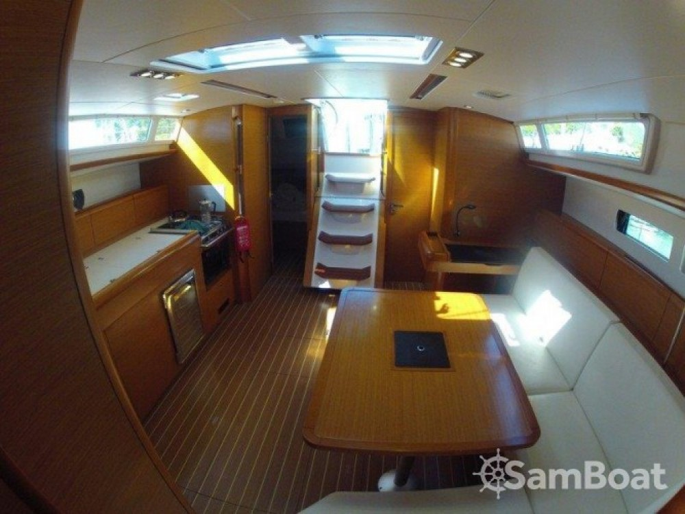 Rental Sailboat in Tortola - Jeanneau Sun Odyssey 469