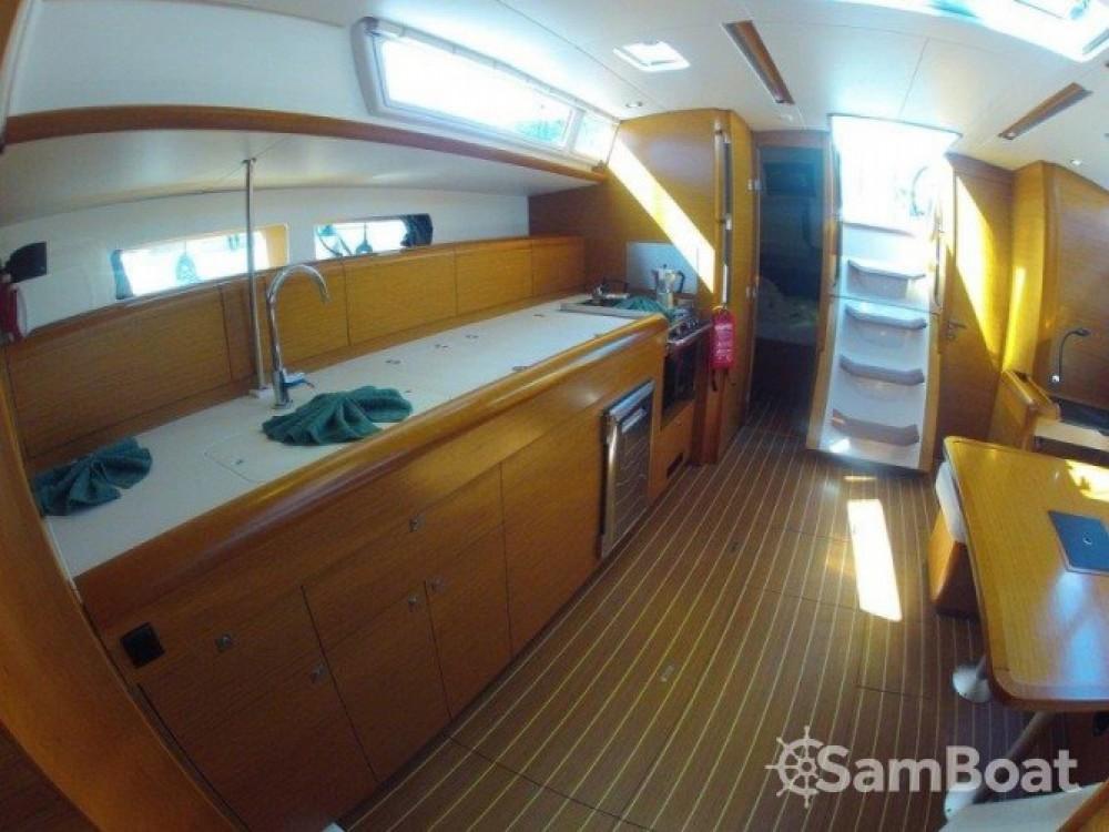 Rental yacht Tortola - Jeanneau Sun Odyssey 469 on SamBoat