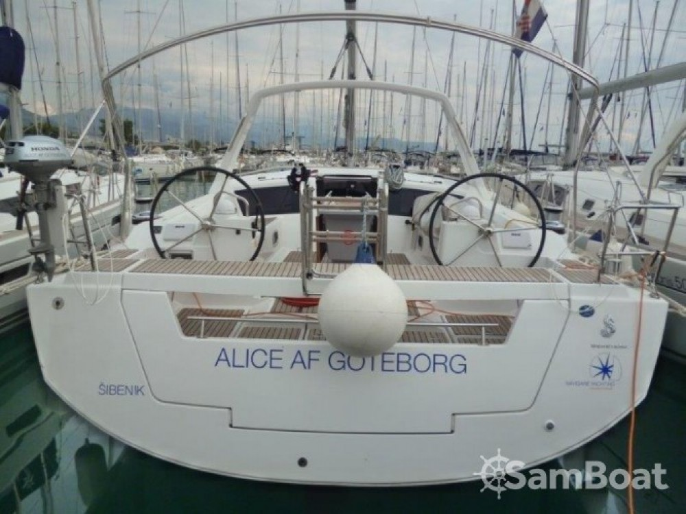 Alquiler de yate Seget Donji - Bénéteau Oceanis 48 en SamBoat